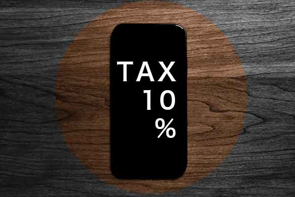 消費税10%に上がる。美容室はどうなる?どうする?色々と考えた。